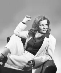 Kate Mulgrew as Katharine Hepburn in