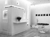 Inside the new L'Artisan Parfumeur boutique.