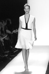 Narciso Rodriguez's fall collection is headed to Bergdorf Goodman.