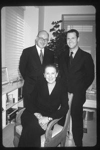 Don Loftus, Linda Allard and Nicholas Munafo.