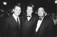 Bernd Beetz, Eric Thoreux and Marc Rosen