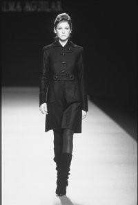 An Alma Aguilar look at Madrid Fashion Week.