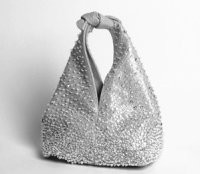 A one-of-a-kind Bottega Veneta bag.