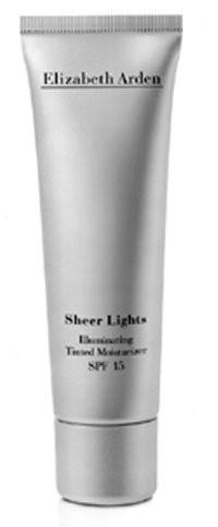 Elizabeth Arden's Sheer Lights Illuminating Tinted Moisturizer.