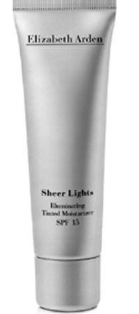 Elizabeth Arden's Sheer Lights Illuminating Tinted Moisturizer.