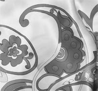 U.S. Silk Inc.'s multicolored silk.