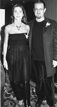 Ana Abdul and Lipe Medeiros