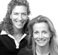 Amy Jurkowitz and Tina Mikkelsen