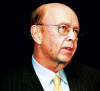 """Wilbur Ross' name for the WTO: The """"Wealth Transfer Organization."""""""