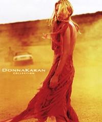 Cate Blanchett in a spring Donna Karan ad.