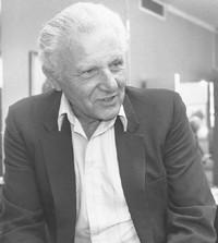 Ernest Graf in 1987.