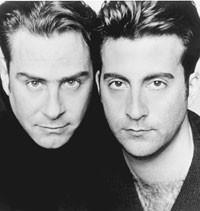 Ken Kaufman and Isaac Franco