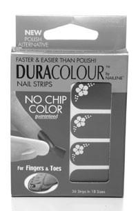 DuraColour Nail Strips