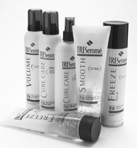 New Tresemme' items.