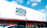 The struggling M&S Lifestore is expected to be reviewed by new ceo Stuart Rose.