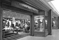 An A&F store.