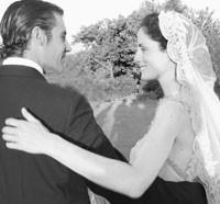Miguel Baez and Carolina Herrera Jr.