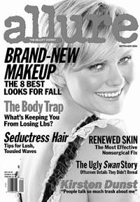 Allure's September cover.