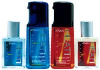 Jovan Heat Man fragrances.