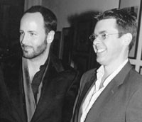 Tom Ford and James Seuss