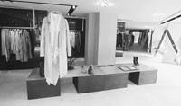 Revillon's renovated Avenue Montaigne store.