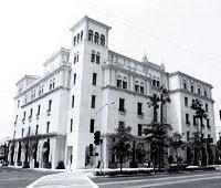 Barneys' L.A. flagship.