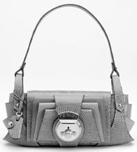 Judge Griesa's ruling halts the sale of counterfeits of items, such as this bag from Fendi.
