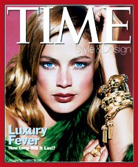 Time Style & Design's cover.