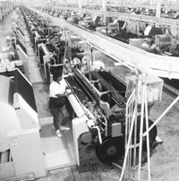Domestic textile and apparel manufacturers cut 30,000 jobs over the last year.