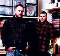 Craig Robinson and Jeffrey Costello