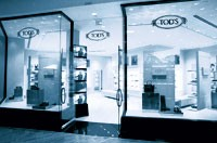 Tod's has opened 38 stores in the past 18 months.
