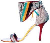 Top-selling accessories this fall include Rasta shoes…