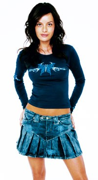 JNCO is launching junior jeans for spring retailing.