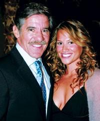 Geraldo Rivera and Erica Levy