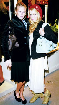 Theodora and Alexandra Richards