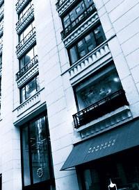 The Barneys New York flagship on Madison Avenue.