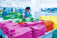 """Luen Thai Holdings Ltd. is building what it calls a """"supply-chain city"""" in Dongguan."""