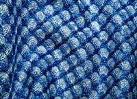 Guigou's rayon and wool.