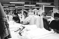 Indian textile firms are investing in technology in an effort to make themselves more competitive.