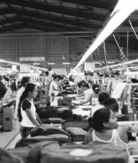 Latin American manufacturers produce 30.5 percent of all apparel imported into the U.S.