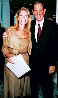 Pamela Michaelcheck and Michael Gould