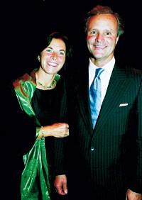 Robert and Caroline Polet