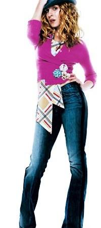 Sarah Jessica Parker stars in Gap's latest ads.