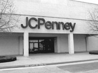 While J.C. Penney posted a 2 percent increase in September comps, the rest of the department store group continued to flounder.