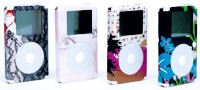 Designer customized HP iPods by Behnaz Sarafpour, Doo.ri, Proenza Schouler and Peter Som.