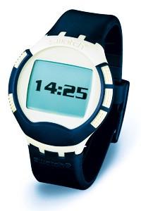 Swatch's Paparazzi watch.
