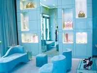 A look into Jimmy Choo's Palm Beach boutique.