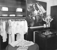 The Earl Jean, Nautica and John Varvatos brands helped lead VF to a 131 percent rise in sportswear sales. Here, an Earl Jean store.