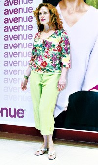 A spring look from Avenue.