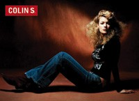 The Turkish jeans brand Colin's Jeanswear plans to launch its first U.S. ad campaign this spring.
